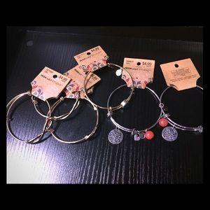 Bundle of brand new bangle bracelets